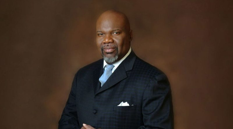Video) Storms - T D  Jakes | WORD Disciple Bible Study Fellowship